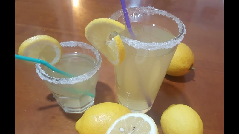 ТУРЕЦКИЙ Лимонад самый быстрый и вкусный рецепт