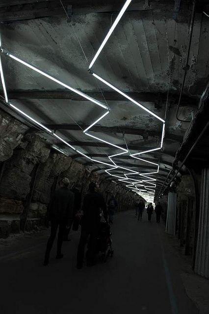 Геометрия и дизайн в освещении интерьера.