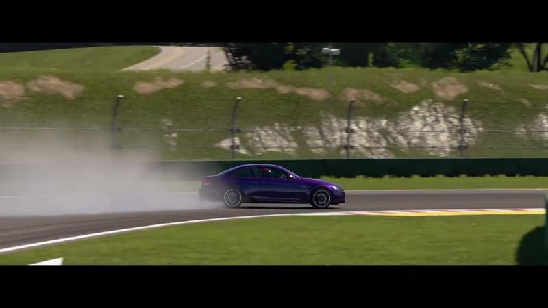 GranTurismo Sport e92 drift