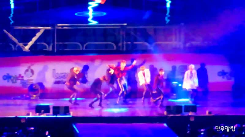 [VK][181103] MONSTA X fancam - Shoot Out @ Fantasia Super Concert 2018