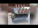 V8 мотор