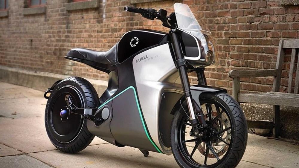 Электроцикл Fuell (Buell) Flow доступен по предзаказу
