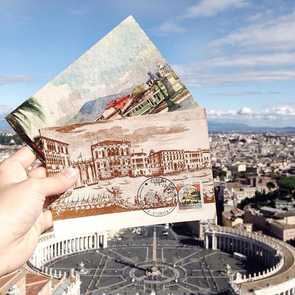 🇮🇹Прямые рейсы в Рим всего за 7300 рублей туда-обратно из Москвы