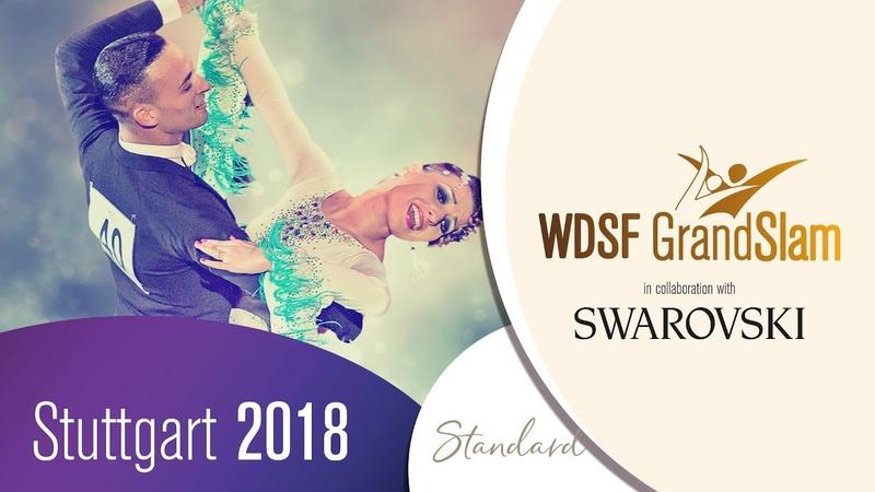 Lacitis - Golodneva, LTU   2018 GS STD Stuttgart   R5 T   DanceSport Total