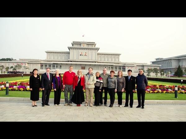Северная Корея . Часть вторая. Апрель 2017.