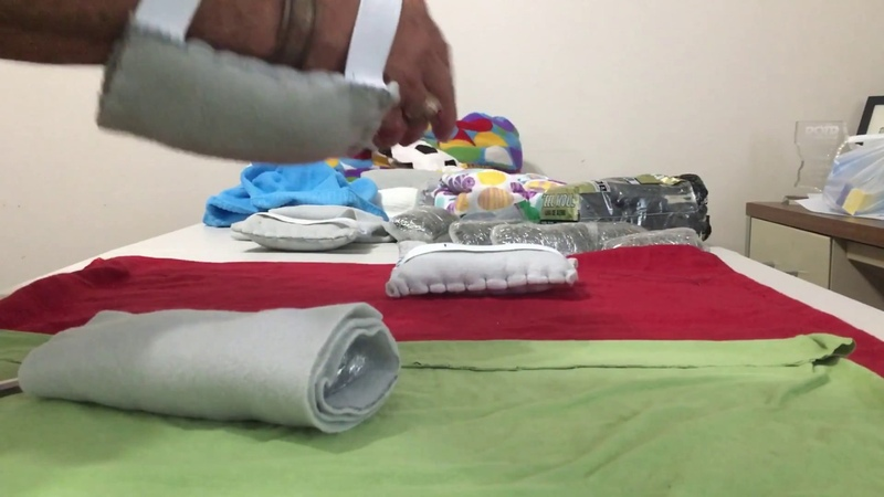 Orgone blanket and pads how to make
