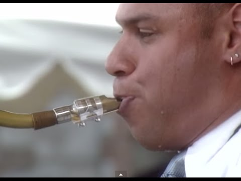 Joshua Redman Blues On Sunday 8 14 1993 Newport Jazz Festival Official