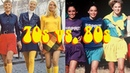 70s vs. 80s Style