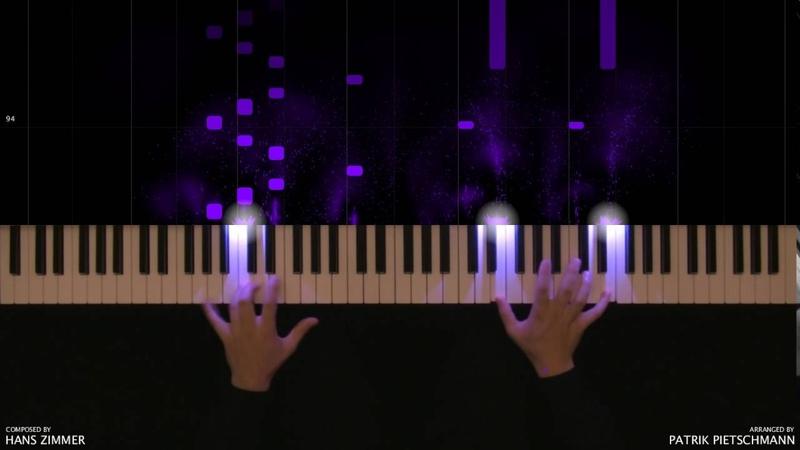 Hans Zimmer Interstellar Main Theme Piano Version Sheet Music