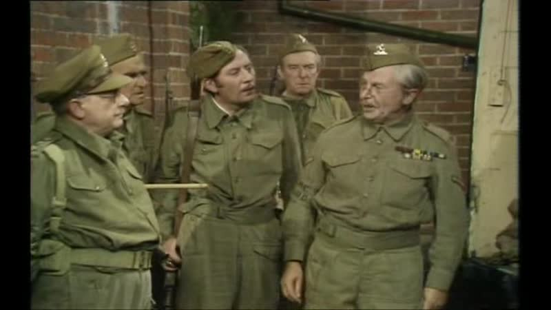 Dad's Army-The Armoured Might of Lance Corporal Jones-S3E1