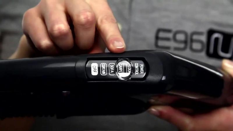Видеообзор пылесоса LG V K89382HU