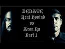 Debate: Hovind vs Ra - Round 1 Aron