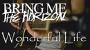 Bring Me The Horizon - Wonderful Life (acoustic guitar / vocal cover by Dmitry Klimov)