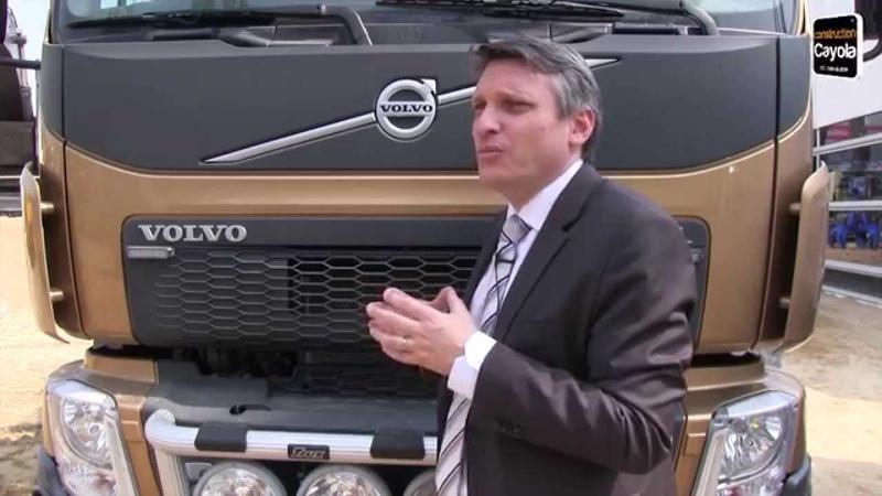 FL 4x4, FMX 6x6 : 2 premières pour Volvo Trucks
