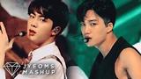 BTS &amp EXO - AIRPLANE PT. 2 X THE EVE (MASHUP)