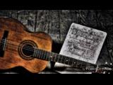 Армейские песни под гитару-под шум и взрыв гранат. 1партию исполняет замечательная девушка Ксения)