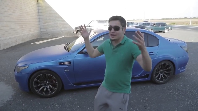Жора Ревазов Лоханулся с BMW M5 E60 (1-серия)