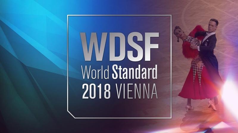 Lacitis - Golodneva, LTU | 2018 World STD Vienna | R2 T