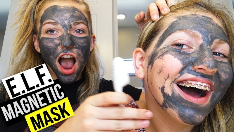 Acne Skin Care Routine Magnetic Face Mask Brynn Rumfallo