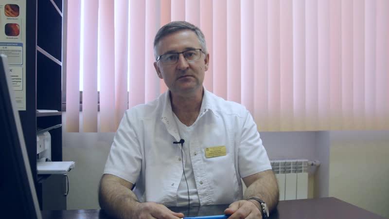 Прием врача-уролога-андролога Бессарабова А.В. в Центре инновационной хирургии Водников