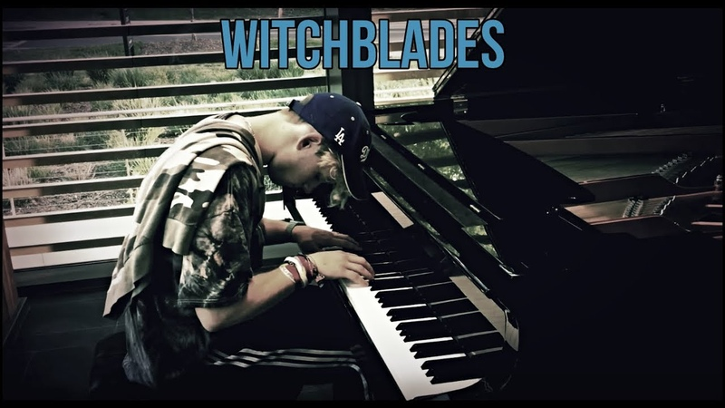 Lil Peep - Witchblades ft. Lil Tracy (Tishler Piano Cover)