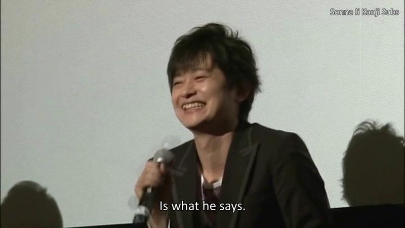 [ENG SUBS] Shimono Hiro to Suzuki Tatsuhisa Could you act more like a junior