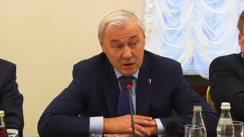 Анатолий Аксаков о хеджировании и внедрении Базеля III