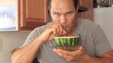 Watermelon Gazpacho - Bruno Albouze - THE REAL DEAL