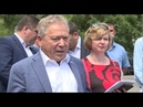Ульфат Мустафин вместе с комиссией прошелся по дворам в Черниковке и Сипайлово