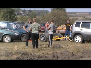 III этап Кубка Орловской области по ралли-спринту