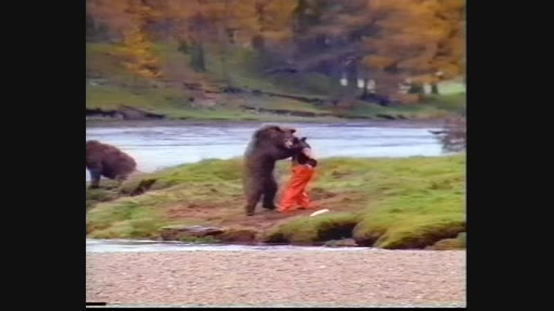 Медведь-мутант Реклама