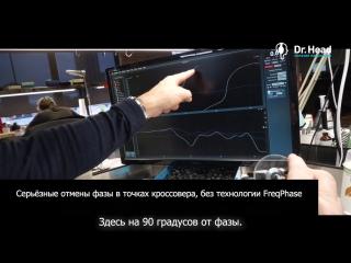 Технология FreqPhase в кастомных наушниках Jerry Harvey. Что это и как влияет на звук?