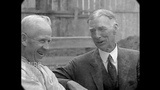 1930 - Connie Mack and Kid Gleason discuss the old days of baseball