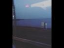 Едем по мосту через р Кама через три часа приедем в Казань Путешествие из Уфы в Казань заканчивается Вот такая широкая р Ка