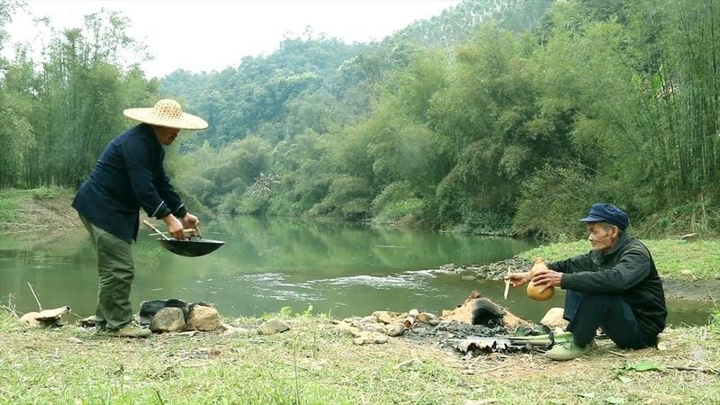 放牛老师傅再出山对决二胡老王,手掌捕鱼对抗竹叶杀鸡,结局亮了