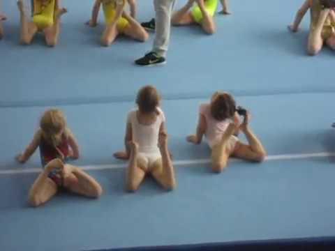 2015 05 23 Школа гимнастики Латыниной. Соревнования по гимнастике девочек 2010 г.р.