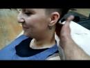 Надя Кушнир Жим в станке для жима ногами лежа вес снаряда 330 кг Собственный вес на момент жима 61 кг