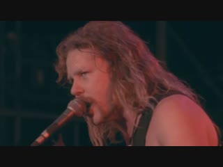 Metallica - Fade To Black - Live in Moscow - Monsters Of Rock Moscow 1991 Цветокорекция и Звук улучшен [720p]