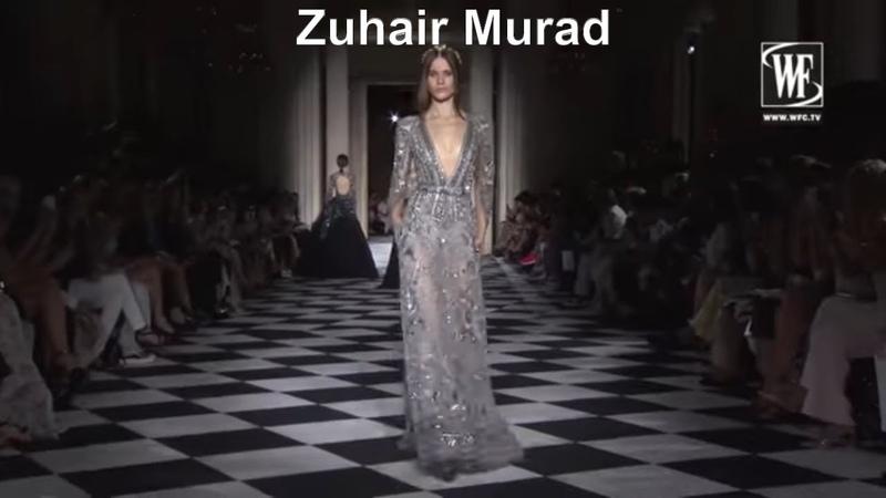 Zuhair Murad Haute Couture Fall/Winter 18-19