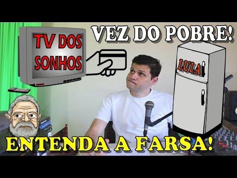 Lula fez o pobre comprar e realizar sonhos Entenda a farsa