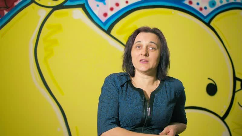 Видеоотзыв об арт-студии IDEA PLUS от Наталии Граубергер