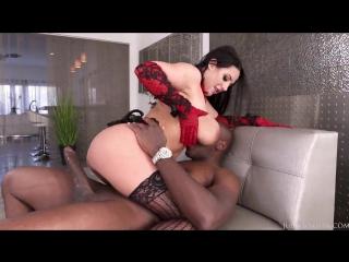 Angela White Anal,Big Ass,MILF,Big Tits,Big Dick,Interracial,Brunette,2018,HD