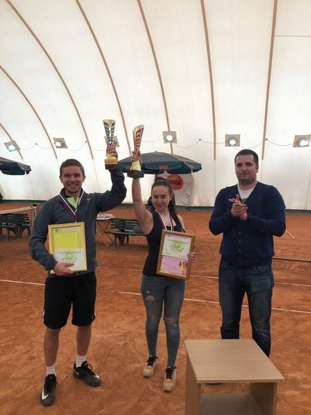 2-й этап Кубка ТК «Чемпион» 2018. 20.05.2018