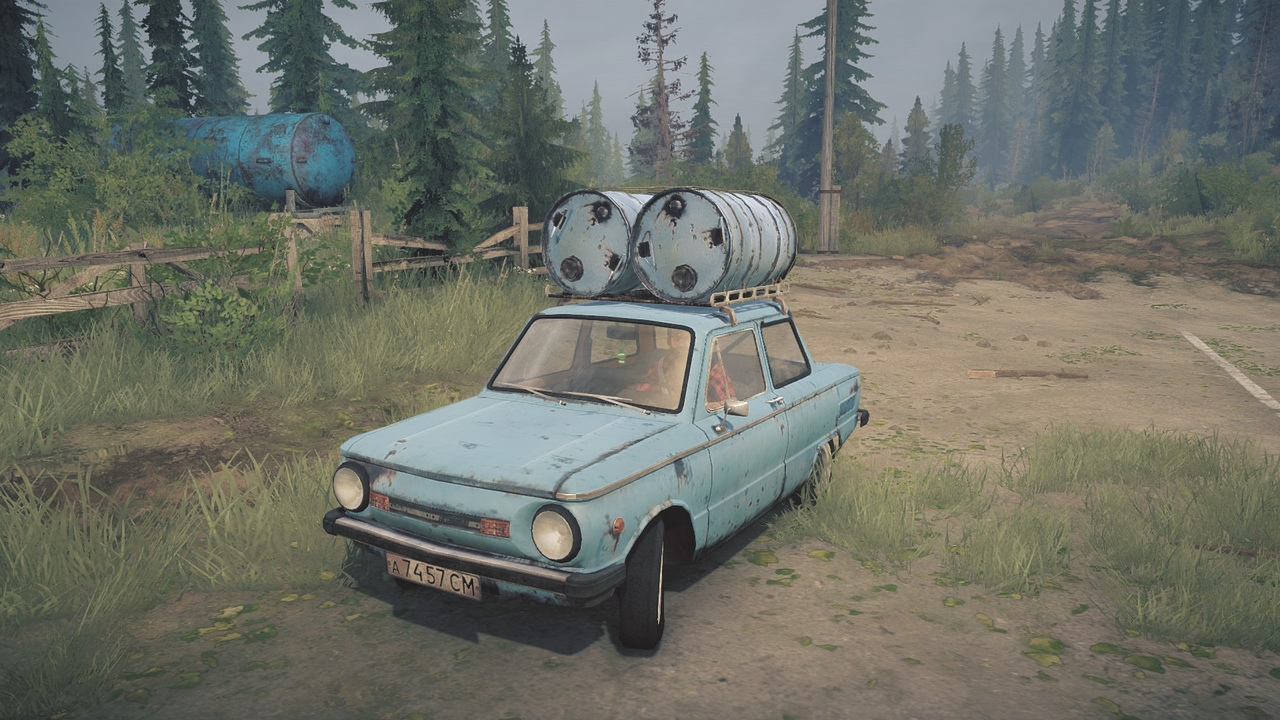 Аддоны для ЗАЗ-968М