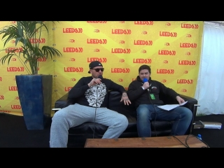 Interview - hollywood undead leeds festival 2018