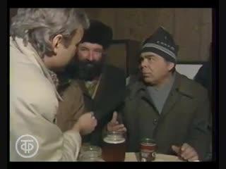 Из архива Гостелерадио. Москва, 1991 год. Владимир Молчанов входит в очень популярную пивную, где пиво пьют не из кружек, не из