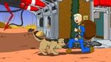 Типичный Fallout 4 ( Мульт пародия Cartoon Parody )