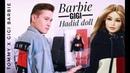 Barbie Gigi Hadid x Tommy Hilfiger Doll Кукла Барби Джиджи Хадид ОБЗОР НА РУССКОМ