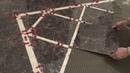 Сложная укладка ковраplex laying carpet.