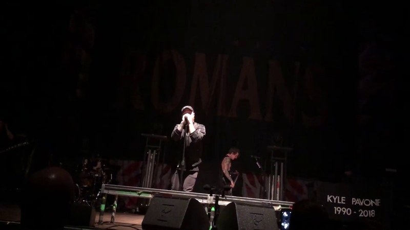 Lost In The Moment by We Came As Romans Live! (RIP Kyle Pavone)